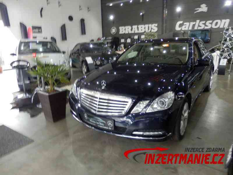 Mercedes-Benz E 350 CDI 4MATIC (1/5)